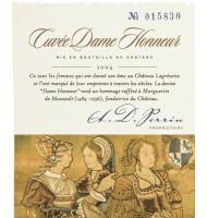Chateau Lagrezette Cahors Cuvee Dame d Honneur
